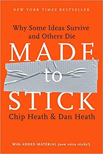 Chip Heath & Dan Heath: Megragad! - tudás átka - személyes produktivitás